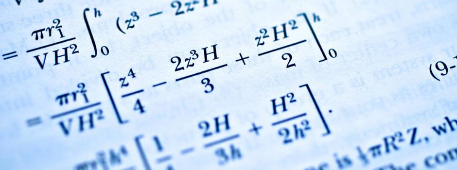 ¿Por qué estudiar matemáticas?